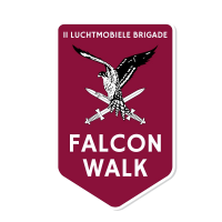 Falcon Walk Logo